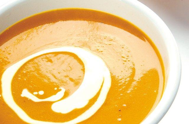No Fuss Pumpkin Soup